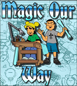 Magic Our Way Field Report #013 – Podcast Trip November 2015