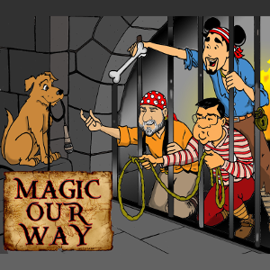 Magic Our Way #091 – A D23 Discussion with the Behind the Magic Podcast: Toy Story Land, Marvel, and More!
