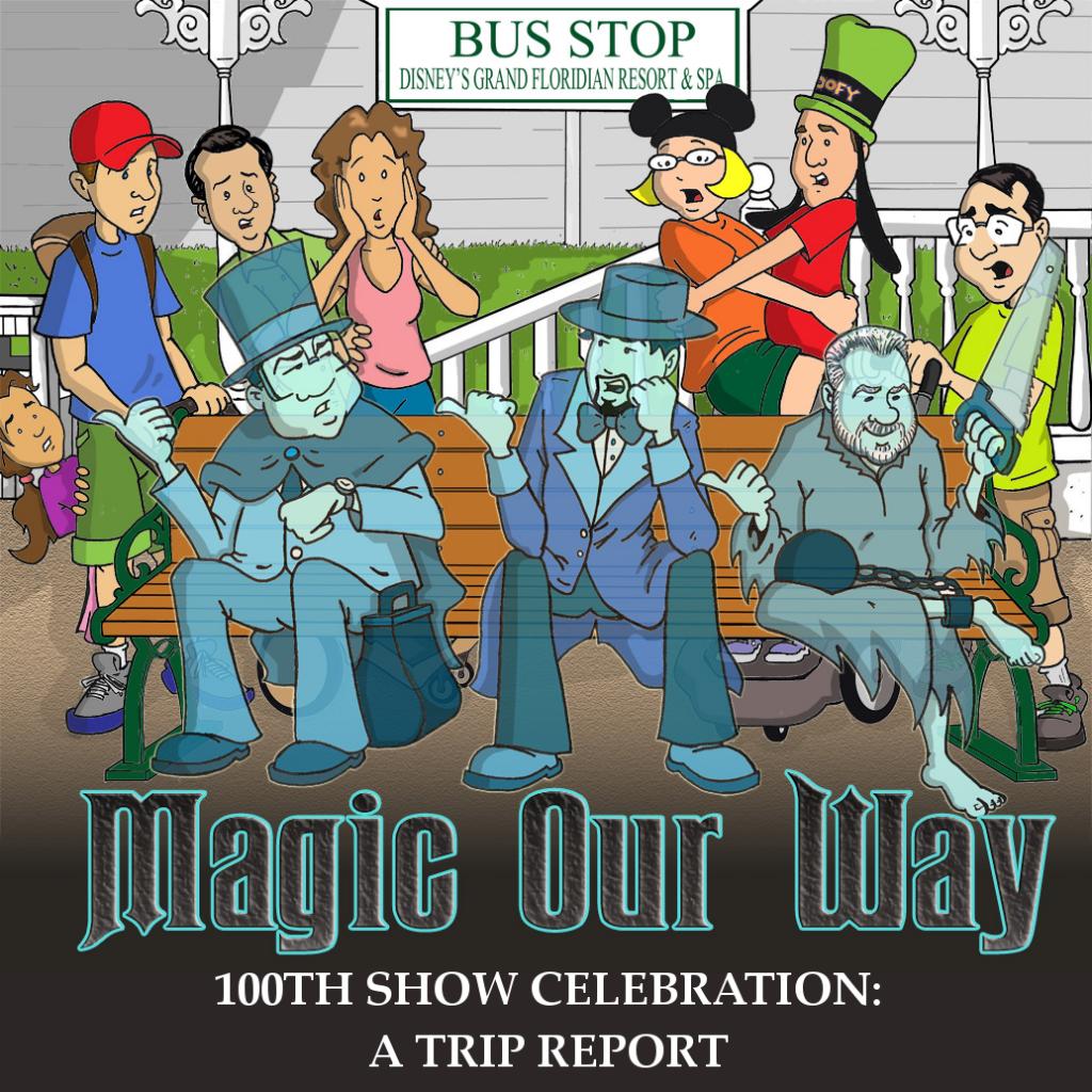 100th Show Celebration: 2015 Trip Report, Part 3