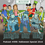 MOW #098 - Halloween Special: Disney Ghost Stories & Re-Imagining Mickey's Not-So-Scary Halloween Party