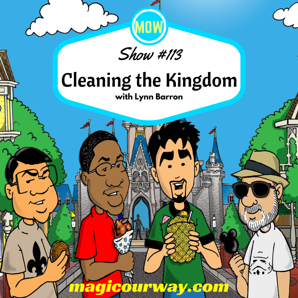 Cleaning the Kingdom with Lynn Barron