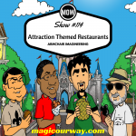 Attraction Themed Restaurants