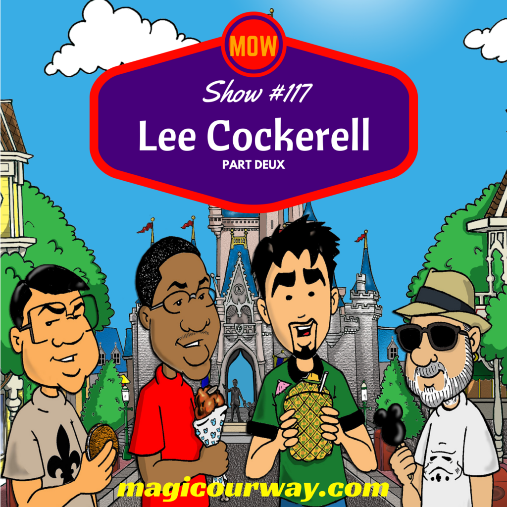Lee Cockerell