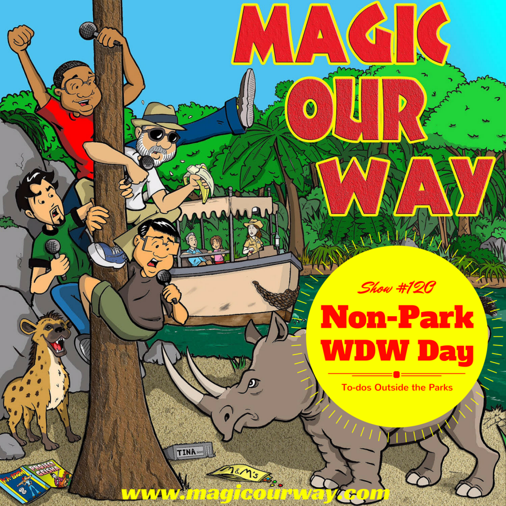 Walt Disney World Non-Park Day – MOW #120
