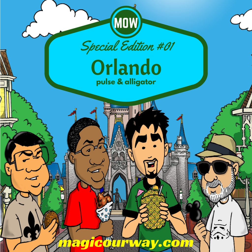 Orlando Events – MOW Special Edition #01