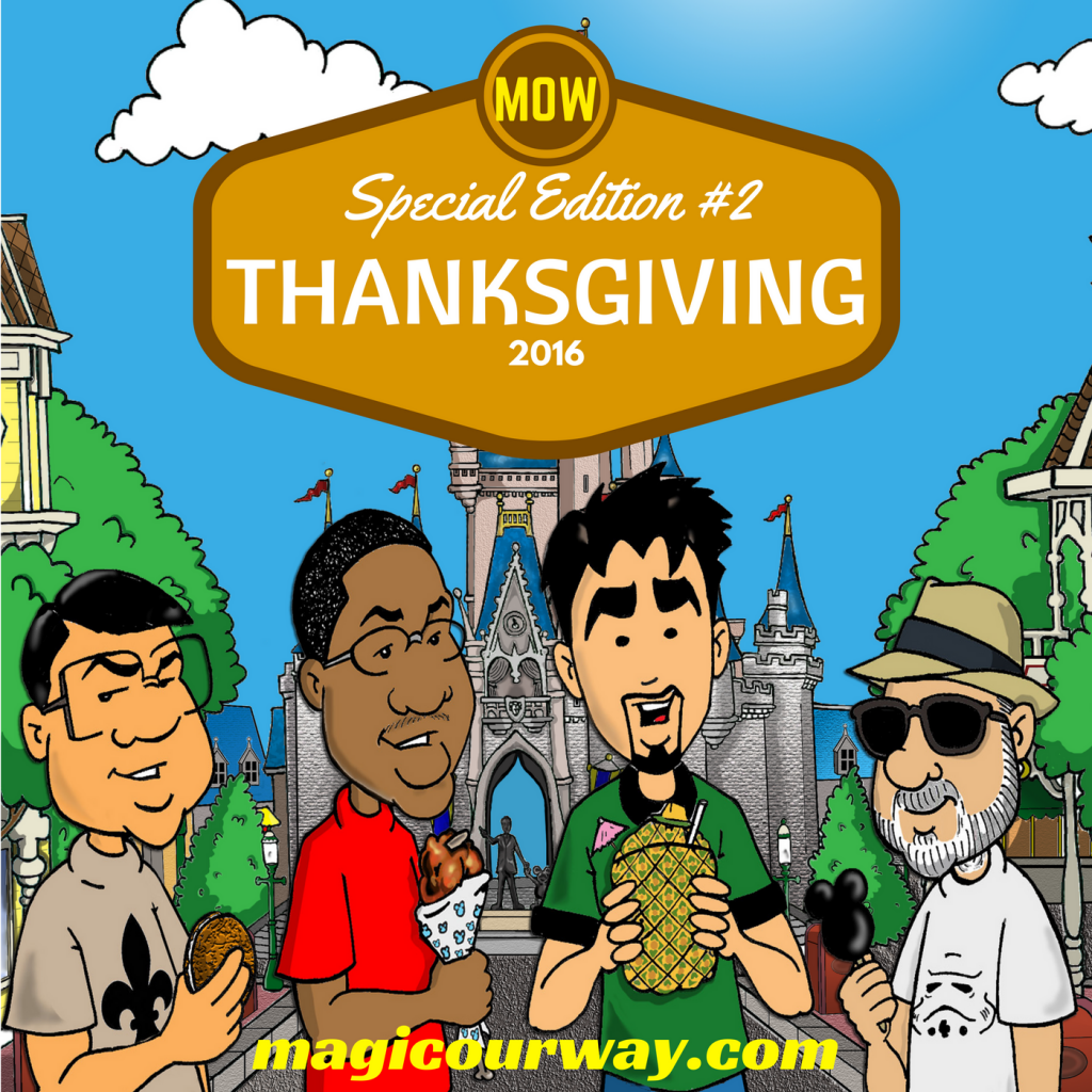 Thanksgiving 2016 – MOW Special Edition #02