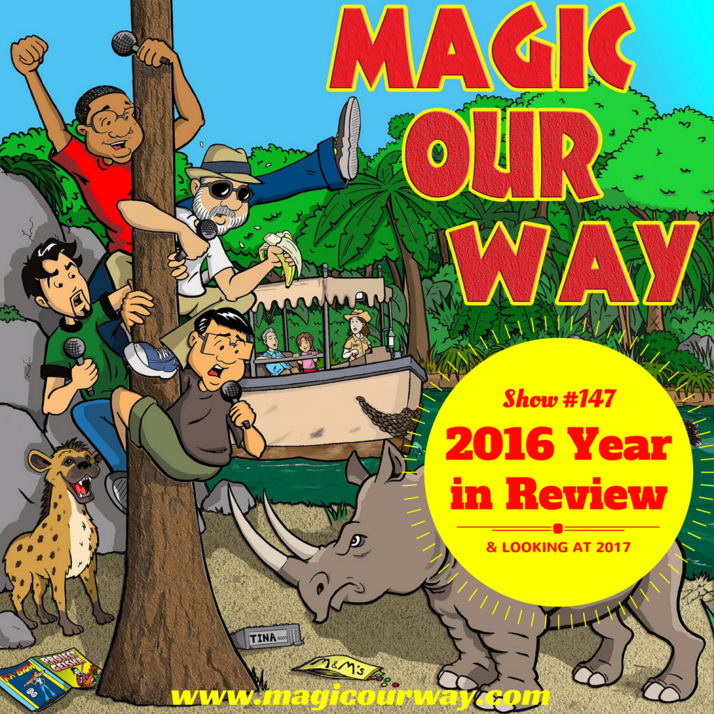 2016 Year In Review (Looking At 2017) – MOW #147a