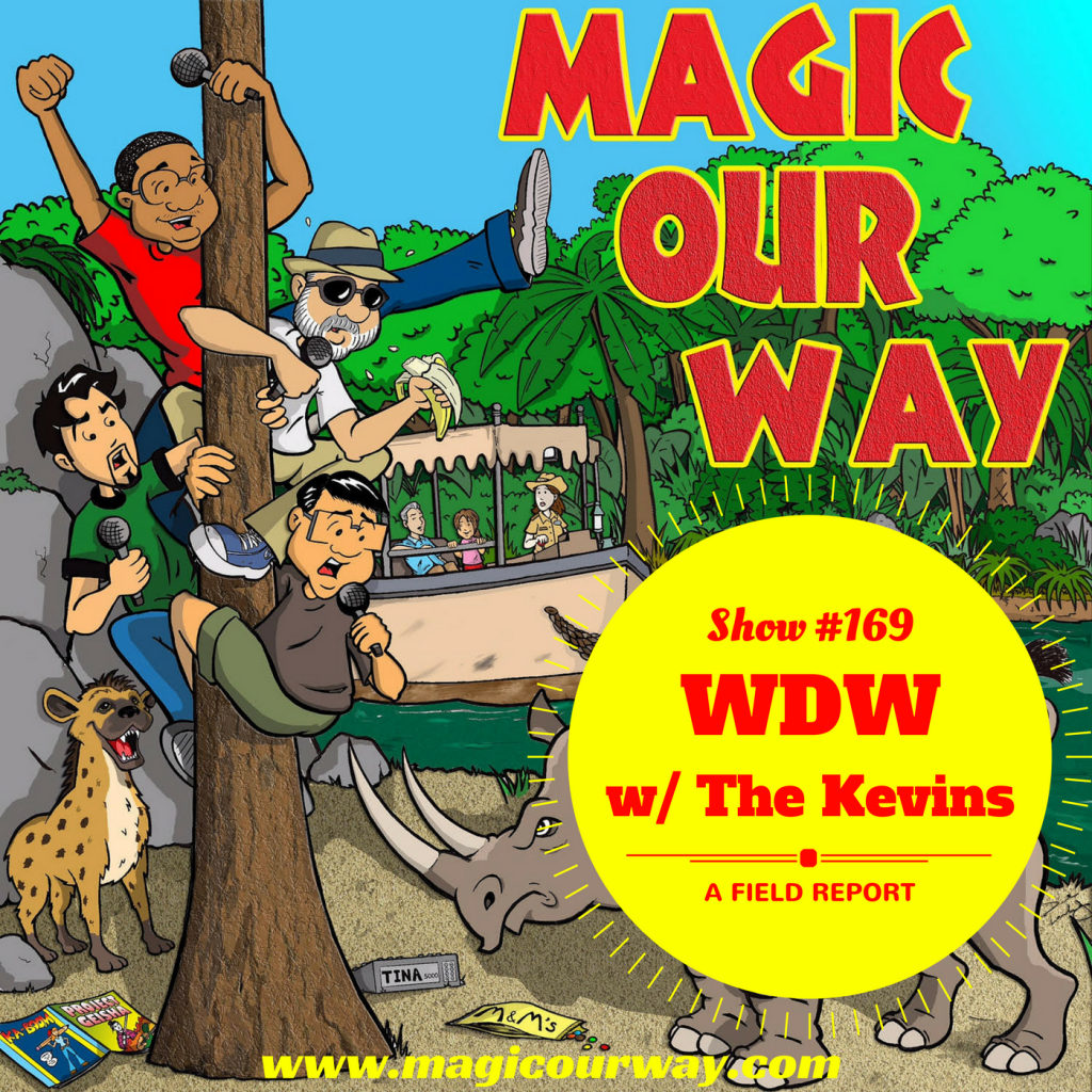 WDW Field Report: Kevin x2 – MOW #169