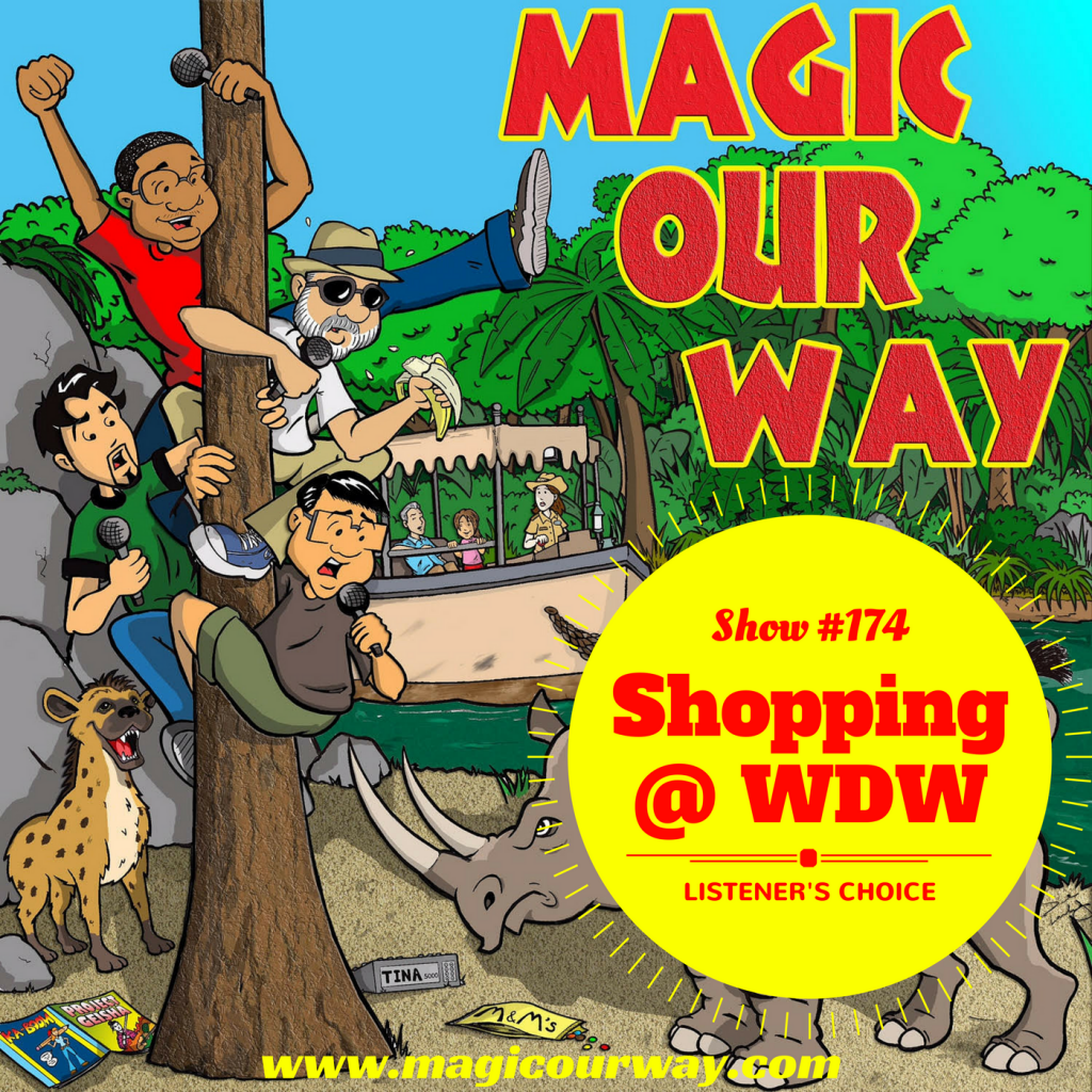 Shopping at WDW: Listener's Choice #2 – MOW #174