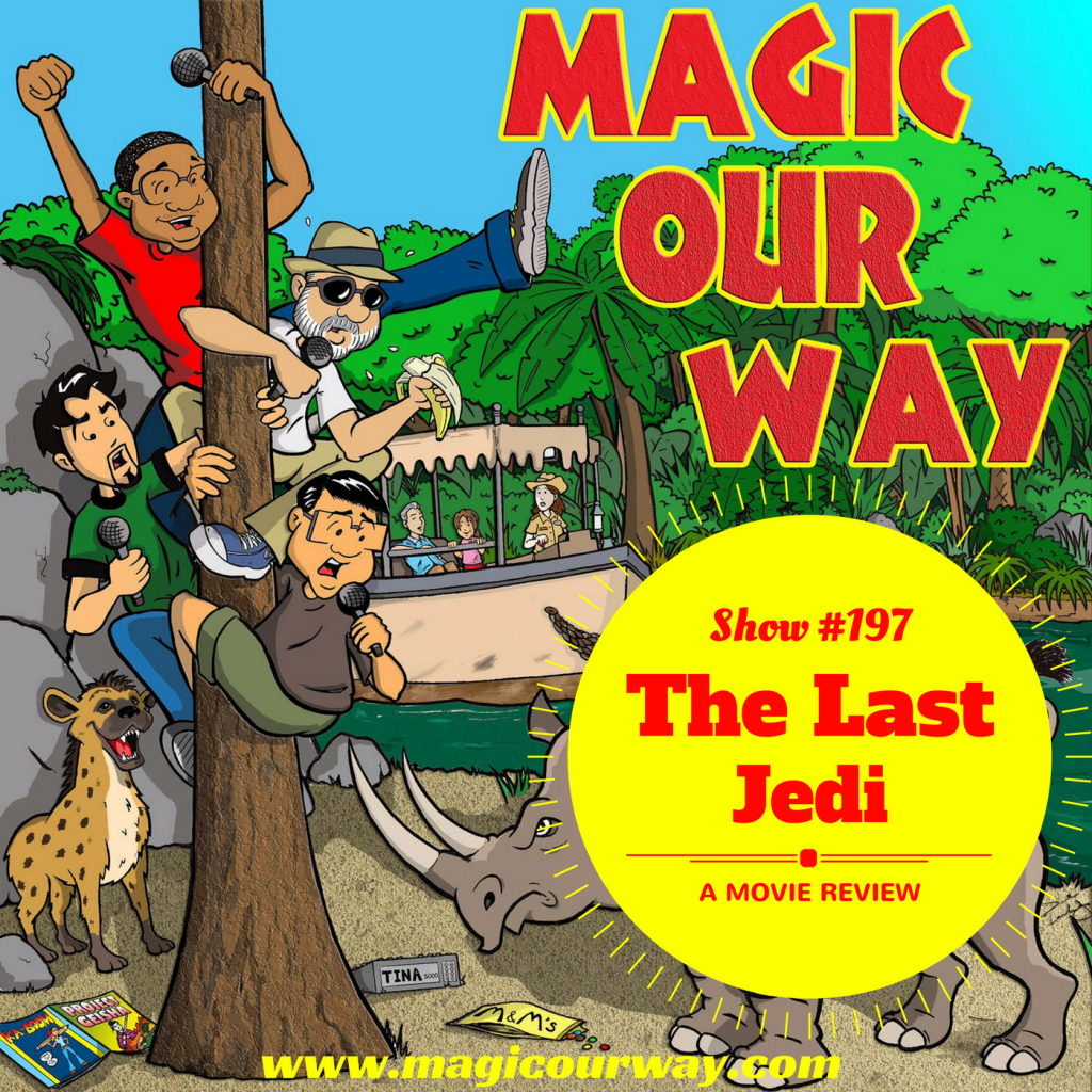 Star Wars: The Last Jedi Review – MOW #197