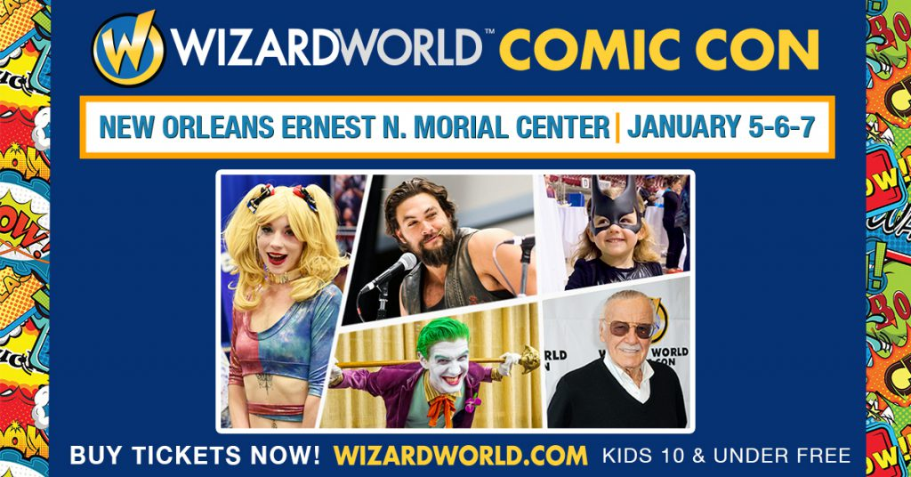 Wizard World Comic Con Contest