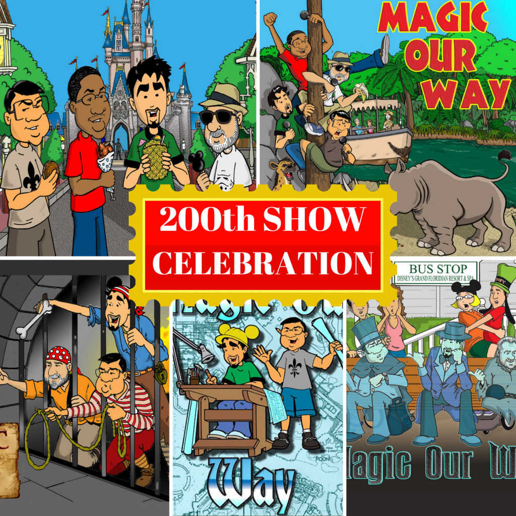 200th SHOW CELEBRATION – MOW #200