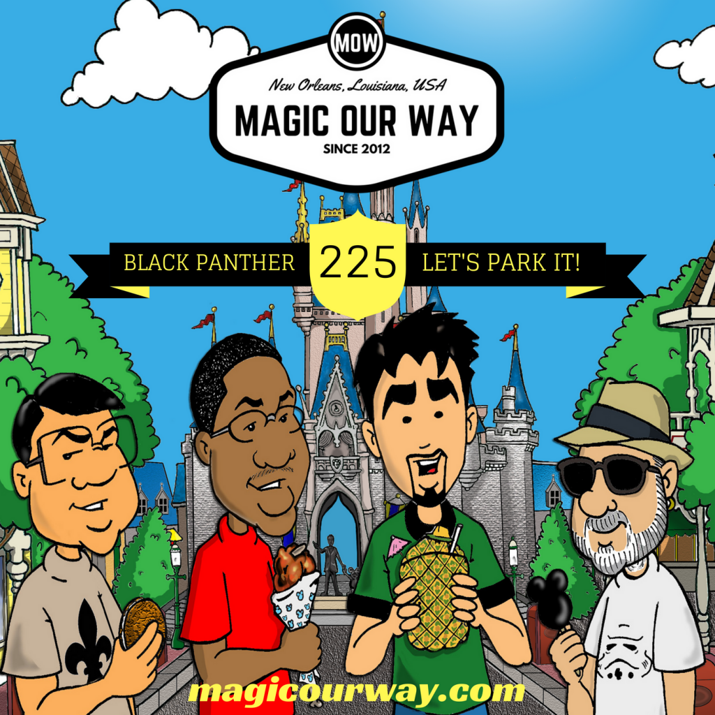 Black Panther: Park It! – MOW #225