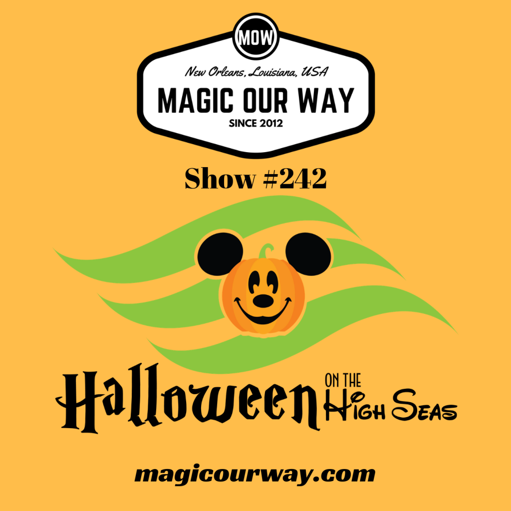 Halloween on the High Seas – MOW #242