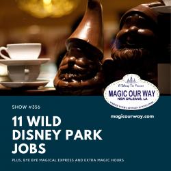 wild jobs